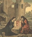 Nativity - Flandes Juan de