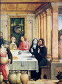 The Marriage Feast at Cana - Flandes Juan de