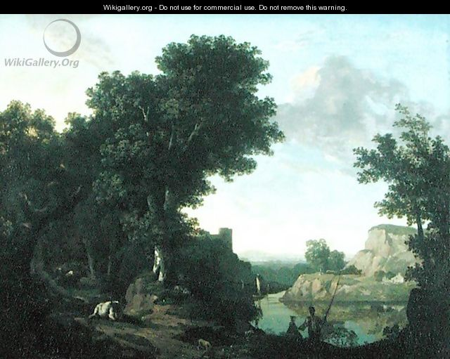 A Classical Landscape - Thomas Jones