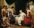 Vendor of Love - Angelica Kauffmann