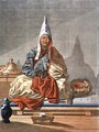Lama of the Mongolian Tartars - E. Karnejeff