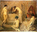 The Bath - Andree Karpeles