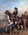 The Cavalryman - Friedrich Kaiser