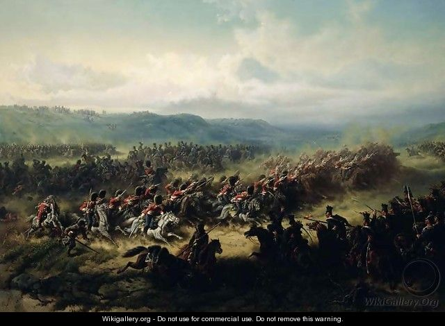 Charge of the Light Brigade - Friedrich Kaiser