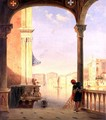 A Venetian Terrace - James Holland