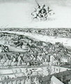 View of London 4 - Wenceslaus Hollar