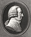 Portrait from a medallion of Adam Smith - William the Younger Holl