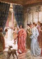 Pilate sends Jesus to Herod - William Brassey Hole