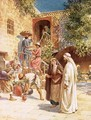 The marriage in Cana - William Brassey Hole