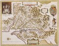 John Smiths Map of Virginia - Hendrik I Hondius