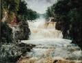 Swallow Falls Bettws y Coed North Wales - Edwin Frederick Holt