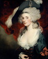Mary Robinson 1758-1810 as Perdita - John Hoppner