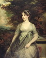 Lady Elizabeth Howard Duchess of Rutland - John Hoppner