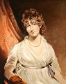 Portrait of the Honourable Mrs Bouverie - (after) Hoppner, John