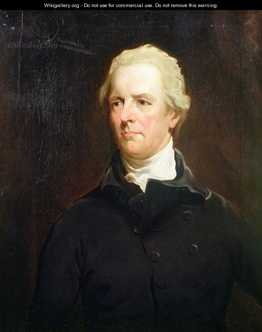 Portrait of William Pitt the Younger 1759-1806 - (after) Hoppner, John