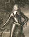 William Earl of Craven 1606-1697 from Lodges British Portraits - (after) Honthorst, Gerrit van