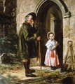 The Contrast Youth and Age - John Callcott Horsley