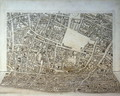 Plan of the City of London 2 - Richard Horwood