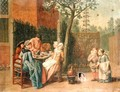 The Four Seasons Spring - Jan Jozef, the Younger Horemans