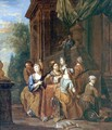 Musical Party - Jan Jozef, the Younger Horemans