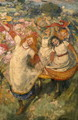 The Dance of Spring - Edward Atkinson Hornel