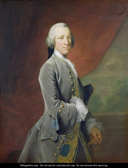 William Cavendish - Thomas Hudson