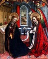 The Annunciation - Jaume Huguet