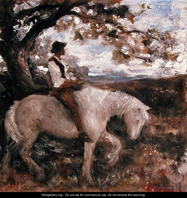 Sketch for a Pastoral - Edward Robert Hughes