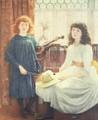 Bell and Dorothy Freeman - Edward Robert Hughes