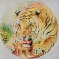 Tigers Head - William Huggins