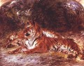 Tigers - William Huggins