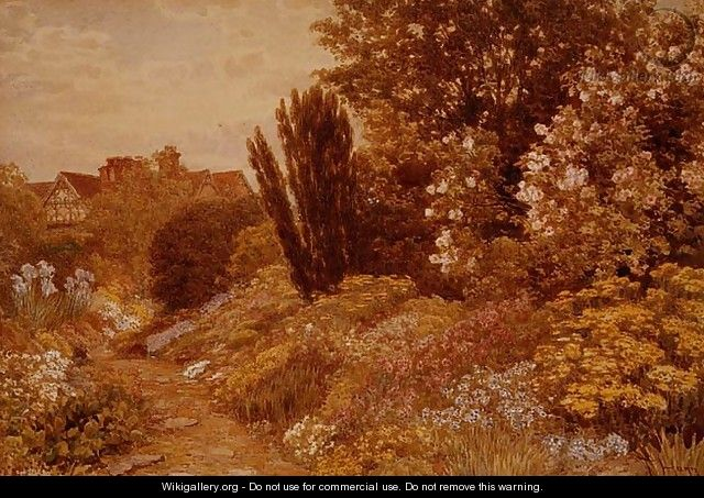 The Alpine Gardens at Tangley Manor - Thomas H. Hunn