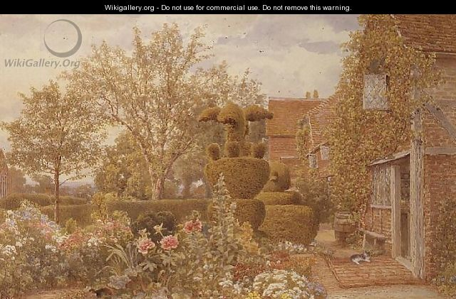 At West Horsley Surrey - Thomas H. Hunn