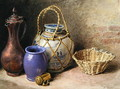 Still Life with Ginger Jar - William Henry Hunt