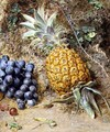 Grapes and a Pineapple - William Henry Hunt