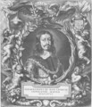 Portrait of Ferdinand III Holy Roman Emperor - (after) Hulle, Anselmus van