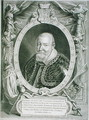 John George I 1585-1656 Elector of Saxony - (after) Hulle, Anselmus van