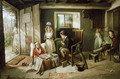 Hospital for Wounded Soldiers - Charles Hunt