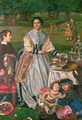 The Childrens Holiday - William Holman Hunt