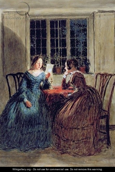 Scene by Candlelight - William Henry Hunt