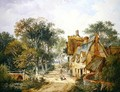 The Swan Inn - John Berney Ladbrooke