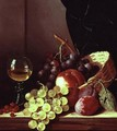 Grapes and plums - Edward Ladell