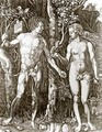Adam and Eve - Johann Ladenspelder