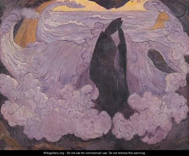 The Violet Wave - Georges Lacombe