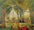 The Arbour or The Conflict - Gaston de La Touche