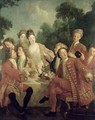 The Ham Lunch - Nicolas Lancret