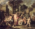 The Feast of Bacchus - Gerard de Lairesse