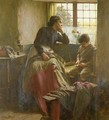 Tender Grace of a Day that is Dead - Walter Langley