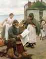 When the Boats are Away 2 - Walter Langley