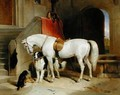 Prince Georges Favourites - Sir Edwin Henry Landseer